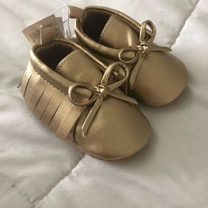Other - Baby girl 0-3 months moccasin
